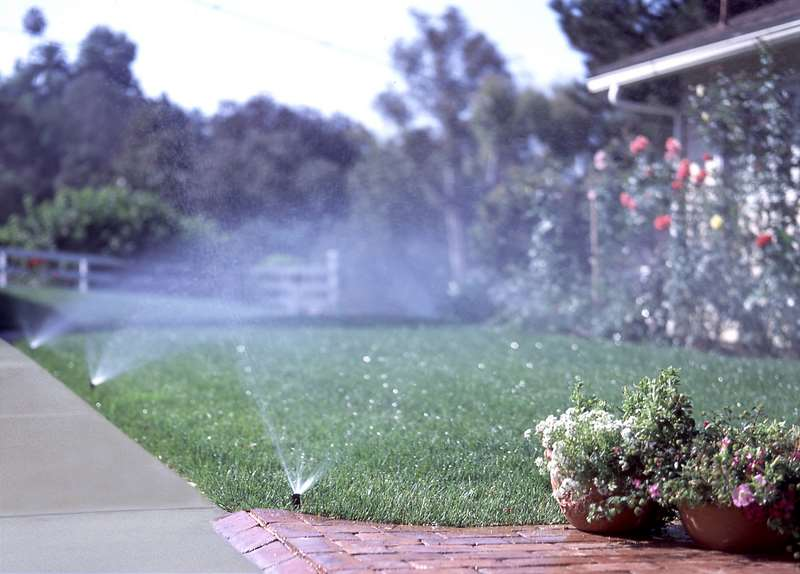 Irrigation & Sprinklers Toronto