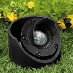 security landscape lighting