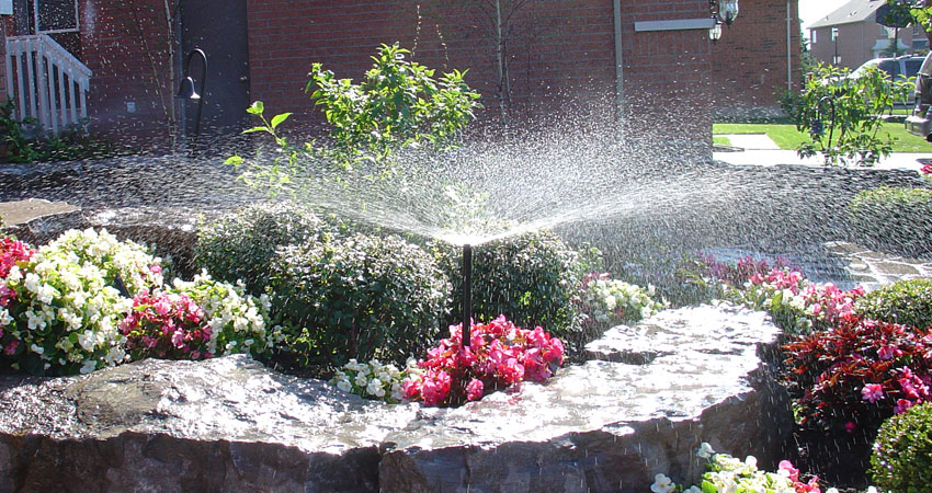 Put Away the Hose – Benefits of Automatic Irrigation